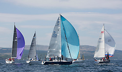 Sailing - SCOTLAND  - 26th May 2018<br /> <br /> DAY 2 Racing the Scottish Series 2018, organised by the  Clyde Cruising Club, with racing on Loch Fyne from 25th-28th May 2018<br /> <br /> IRL29213, Something Else, Hall/McDonnell, National YC, J109<br /> <br /> Credit : Marc Turner<br /> <br /> Event is supported by Helly Hansen, Luddon, Silvers Marine, Tunnocks, Hempel and Argyll & Bute Council along with Bowmore, The Botanist and The Botanist