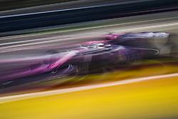August 30, 2019, Spa-Francorchamps, Belgium: Motorsports: FIA Formula One World Championship 2019, Grand Prix of Belgium, ..#11 Sergio Perez (MEX, Racing Point F1 Team) (Credit Image: © Hoch Zwei via ZUMA Wire)