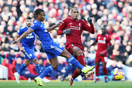 Liverpool v Cardiff City 271018