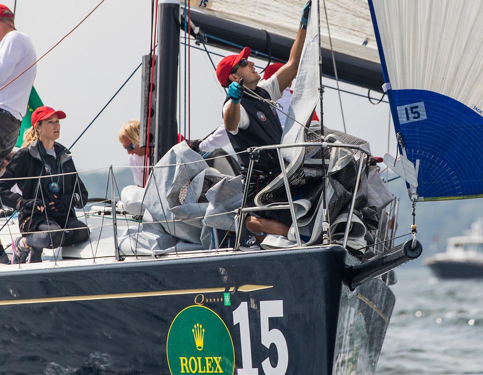 15Royal Hong Kong Yacht ClubQuintessence BlueMark ThornburrowLaurence Mead<br /> <br /> 2017 ROLEX NYYC INVITATIONAL CUP