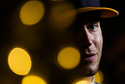 April 7, 2018 - Sakhir, Bahrain - VANDOORNE Stoffel (bel), McLaren Renault MCL33, portrait during 2018 Formula 1 FIA world championship, Bahrain Grand Prix, at Sakhir from April 5 to 8  (Credit Image: © Hoch Zwei via ZUMA Wire)