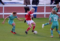 Jess Woolley of Bristol City - Mandatory by-line: Paul Knight/JMP - 28/10/2018 - FOOTBALL - Stoke Gifford Stadium - Bristol, England - Bristol City Women v Arsenal Women - FA Women's Super League
