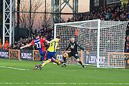 Crystal Palace v Everton 210117