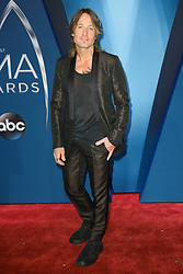 Thomas Rhett at the 51st Annual Country Music Association Awards hosted by Carrie Underwood and Brad Paisley and held at the Bridgestone Arena on November 8, 2017 in Nashville, TN. © Curtis Hilbun / AFF-USA.com. 08 Nov 2017 Pictured: Keith Urban. Photo credit: MEGA TheMegaAgency.com +1 888 505 6342