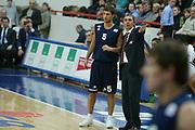 DESCRIZIONE : Kazan Uleb Cup 2005-06 Unics Kazan Lottomatica Virtus Roma <br /> GIOCATORE : Giachetti Pesic <br /> SQUADRA : Lottomatica Virtus Roma <br /> EVENTO : Uleb Cup 2005-2006 <br /> GARA : Unics Kazan Lottomatica Virtus Roma <br /> DATA : 07/02/2006 <br /> CATEGORIA : <br /> SPORT : Pallacanestro <br /> AUTORE : Agenzia Ciamillo-Castoria/G.Ciamillo