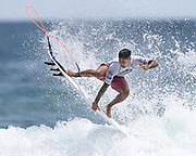 Kehu Butler.<br /> Finals of the Surfing New Zealand National Championships 2021. Piha Beach, Auckland, New Zealand. Saturday 16 January 2021.<br /> © image by Andrew Cornaga / www.Photosport.nz