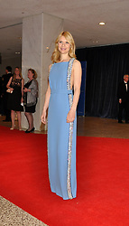 April 27, 2013 - Washington, District of Columbia, USA - Actress CLAIRE DANES during red carpet arrivals at the White House Correspondents' Association Dinner at the Hilton Hotel. (Credit Image: © Tina Fultz via ZUMA Wire)