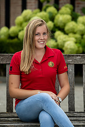 De Ridder Ninke, BEL <br /> Team Belgium Horseball Female Elite 2019<br /> © Hippo Foto - Dirk Caremans<br /> 06/08/2019