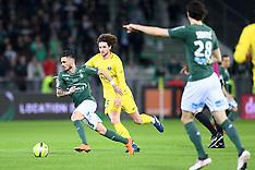 Saint Etienne vs Paris SG  - 06 April 2018