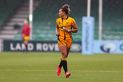 Celia Quansah of Wasps FC Ladies - Mandatory by-line: Nick Browning/JMP - 24/10/2020 - RUGBY - Sixways Stadium - Worcester, England - Worcester Warriors Women v Wasps FC Ladies - Allianz Premier 15s