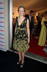 EDITH BOWMAN at the 2006 Glamour Women of the Year Awards 2006 held in Berkeley Square Gardens, London W1 on 6th June 2006.<br /><br />NON EXCLUSIVE - WORLD RIGHTS