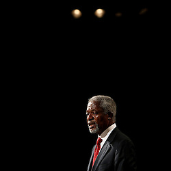 Portugal - Lisboa - 07 November 2007 - European Development Days - Special Adress - Kofi Annan Chairman of the Global Humanitarian Forum © EC