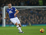 Phil Jagielka of Everton during the English Premier League match at Goodison Park Stadium, Liverpool. Picture date: December 13th, 2016. Pic Simon Bellis/Sportimage