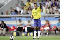 Fotball<br /> Foto: Dppi/Digitalsport<br /> NORWAY ONLY<br /> <br /> CONFEDERATIONS CUP 2005<br /> <br /> BRASIL v MEXICO - 19/06/2005<br /> <br /> RONALDINO (BRA)