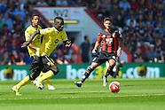 Bournemouth v Aston Villa 080815