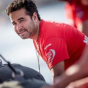 Practice Race in Alicante. Regata de entrenamiento en Alicante.