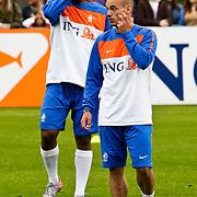 AUS/Seefeld/20100529 - Training NL Elftal WK 2010, Wesley Sneijder