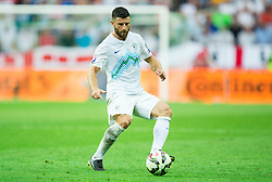 Bojan Jokic of Slovenia during the EURO 2016 Qualifier Group E match between Slovenia and England at SRC Stozice on June 14, 2015 in Ljubljana, Slovenia. Photo by Vid Ponikvar / Sportida