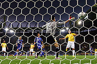 Tor 1:1 Ronaldo, v.l. Torwart Yoshikatsu Kawaguchi, Ronaldo Brasilien<br /> Fussball WM 2006 Japan - Brasilien<br /> Japan - Brasil<br /> Norway only