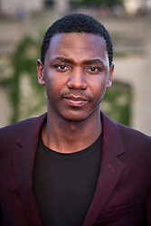 Jerrod Carmichael attends the US Premier of 'Transformers: The Last Knight' on the Chicago River in front of the Civic Opera House on Tuesday June 20, 2017 in Chicago, IL. Photo: Christopher Dilts / Sipa USA *** Please Use Credit from Credit Field ***