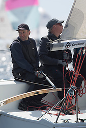 Day three of the Silvers Marine Scottish Series 2016, the largest sailing event in Scotland organised by the  Clyde Cruising Club<br /> Racing on Loch Fyne from 27th-30th May 2016<br /> <br /> GBR7037N, Blue Funk, Neil McLure, Port Edgar YC, Hunter 707<br /> <br /> Credit : Marc Turner / CCC<br /> For further information contact<br /> Iain Hurrel<br /> Mobile : 07766 116451<br /> Email : info@marine.blast.com<br /> <br /> For a full list of Silvers Marine Scottish Series sponsors visit http://www.clyde.org/scottish-series/sponsors/