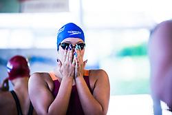 Sara RACNIK of Slovenia during 800m Free Absolutno prvenstvo Slovenije in MM Kranj 2019 on June 14, 2019 in Kranj, Slovenia. Photo by Peter Podobnik / Sportida