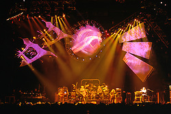 Walking Blues. The Grateful Dead live in concert at the Nassau Coliseum, Uniondale NY, 4 April 1993.