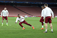 Bayern Training 060317