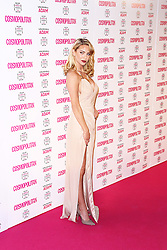 © Licensed to London News Pictures. 05/12/2013, UK. Sarah Harding, Cosmopolitan Ultimate Women of the Year Awards 2013, V&A, Cromwell Road, London UK, 05 December 2013e. Photo credit : Brett D. Cove/Piqtured/LNP