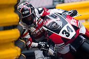 Ben WYLIE, GBR, Bimota Racing/Amore Moto BIMOTA BB3<br /> <br /> 65th Macau Grand Prix. 14-18.11.2018.<br /> Suncity Group Macau Motorcycle Grand Prix - 52nd Edition.<br /> Macau Copyright Free Image for editorial use only