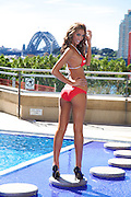 Ralph Australian Swimwear Model Of The Year Finalists, Star City Casino, Sydney..Paul Lovelace Photography.Chontel Hau.[Total 47 Images].[Non Exclusive] . An instant sale option is available where a price can be agreed on image useage size. Please contact me if this option is preferred.
