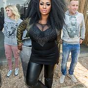 NLD/Amsterdam//20140327 - Perspresentatie Sterren Springen 2014, Nathalie Makila Makoma