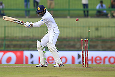 Sri Lanka v India - Cricket, 3rd Test - Day 2 13 Aug 2017