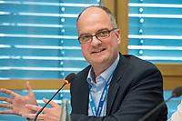 14 MAY 2013, BERLIN/GERMANY:<br /> Dr. Gunnar Bender, Director Public Policy Facebook Germany GmbH, CDU MediaNight-Fachtagung, Konrad-Adenauer-Haus<br /> IMAGE: 20130514-02-018