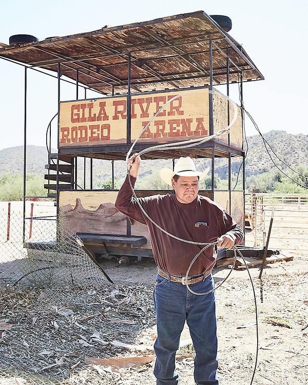 Copper Belt Blues: an historic mining town in Arizona is photographed by documentary photographer Raymond Rudolph as it's last remaining residents hang on till the end