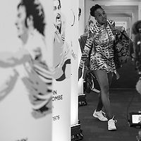 Venus Williams of the United States during the women's final on day thirteen of the 2017 Australian Open at Melbourne Park on January 28, 2017 in Melbourne, Australia.<br /> (Ben Solomon/Tennis Australia)