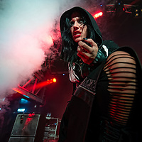 Lacuna Coil in Concert at The Garage, Glasgow, Scotland, Great Britain 13th November 2019