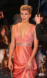 ADRIANNE PALLICK during the film premiere, G.I.Joe - Retaliation, Empire Cinema, Leicester Sq, London, UK, 18 March, 2013. photo by: i-Images..