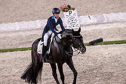 Nilshagen Therese, SWE, Dante Weltino Old, 167<br /> Olympic Games Tokyo 2021<br /> © Hippo Foto - Dirk Caremans<br /> 27/07/2021