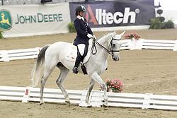 Cecilia Antonella (ITA) - Sylvester Van Vryhern<br /> Alltech FEI World Equestrian Games <br /> Lexington - Kentucky 2010<br /> © Hippo Foto - Leanjo de Koster