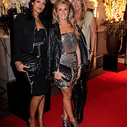 NLD/Amsterdam/20121112 - Beau Monde Awards 2012, Sahrissa Lingg, Chantal Bless en ?..
