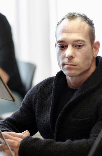 Nederland, Arnhem, 12-8-2016Yuri van Gelder komt aan bij de rechtbank in Arnhem voor het kort geding dat hij aanspant tegen NOC/NSF vanwege zijn schorsing op de Olympische Spelen.Foto: Flip Franssen