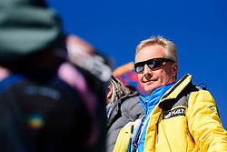 March 23, 2019 - Planica, Slovenia - Walter Hofer at the Planica FIS Ski Jumping World Cup finals  on March 23, 2019 in Planica, Slovenia. (Credit Image: © Rok Rakun/Pacific Press via ZUMA Wire)