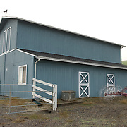 Blue Barn located in the Rogue Valley in Southern Oregon.