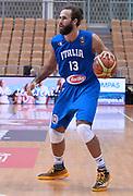 DESCRIZIONE : Capodistria Koper Nazionale Italia Uomini Adecco Cup Italia Italy Finlandia Finland<br /> GIOCATORE : Luigi Datome<br /> CATEGORIA : palleggio<br /> SQUADRA : Italia Italy<br /> EVENTO : Adecco Cup<br /> GARA : Italia Italy Finlandia Finland<br /> DATA : 21/08/2015<br /> SPORT : Pallacanestro<br /> AUTORE : Agenzia Ciamillo-Castoria/R.Morgano<br /> Galleria : FIP Nazionali 2015<br /> Fotonotizia : Capodistria Koper Nazionale Italia Uomini Adecco Cup Italia Italy Finlandia Finland