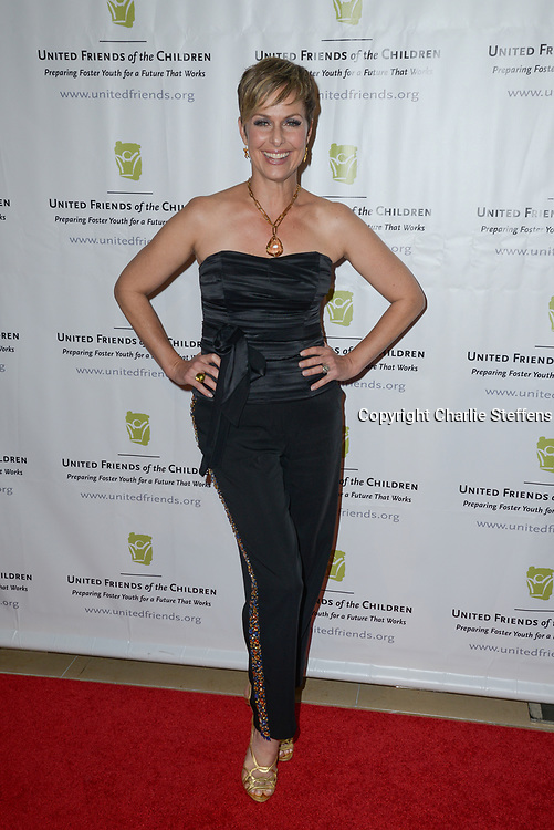 MELORA HARDIN at the United Friends of the Children's 12th Annual Brass Ring Awards Dinner at The Beverly Hilton Hotel in Los Angeles, California