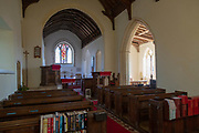 Church of Saint Mary, Newbourne, Suffolk, England, UK