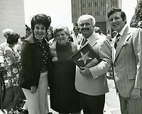1976 Bob Keeshan's Walk of Fame ceremony