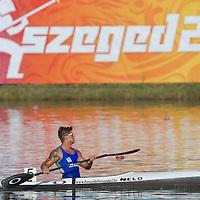 2011 ICF World Canoe Sprint Championships held in Szeged, Hungary. Thursday, 18. August 2011. ATTILA VOLGYI