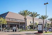 Corner Bakery Cafe at Westfield Shopping Center in La Jolla